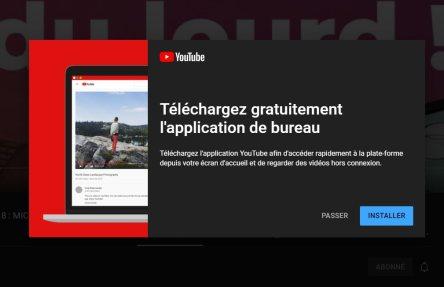 YouTube Installer application (2)