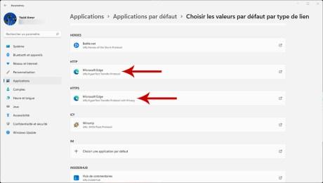 Comment régler le navigateur par défaut dans Windows 11 09