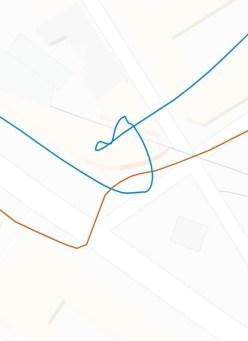 Fitbit Charge 5 - Ratés du GPS (en bleu) (3)