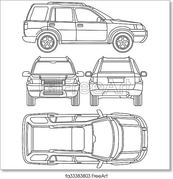 Automobile Damage Diagram | Online Wiring Diagram
