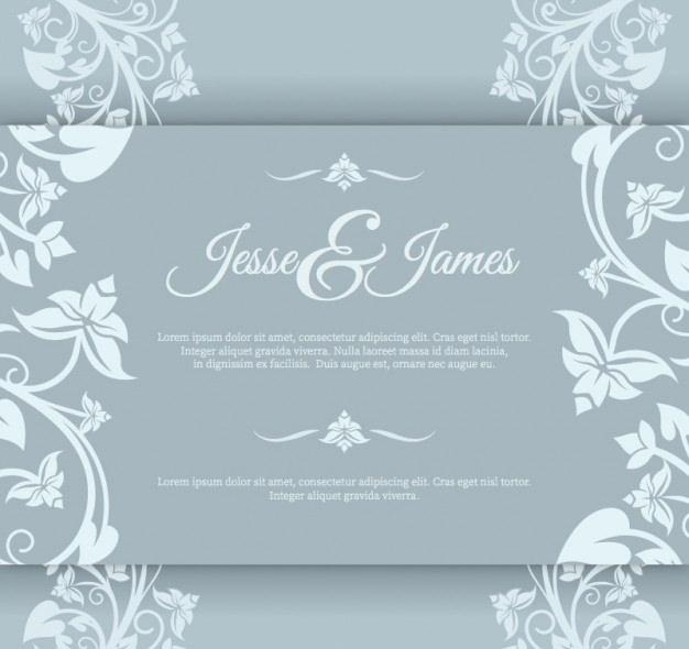 wedding invitation card designs