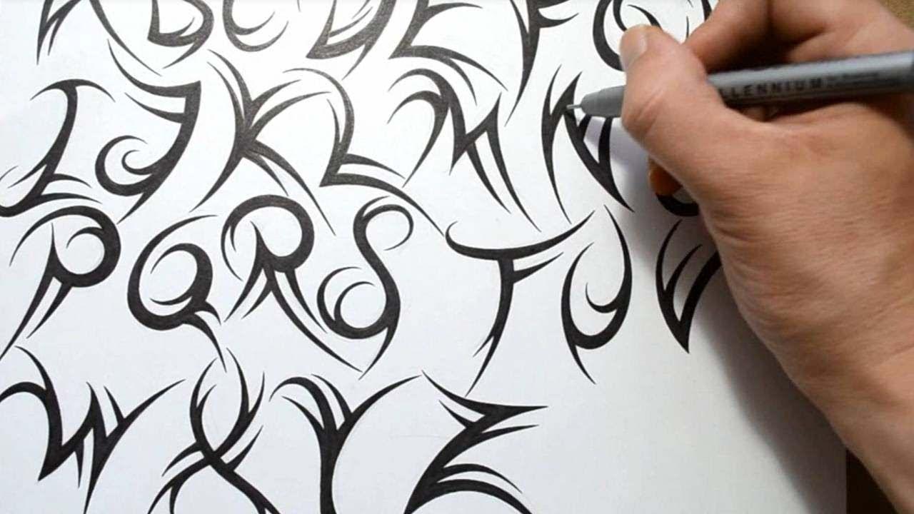 30 Free Tattoo Fonts OTF TTF Download