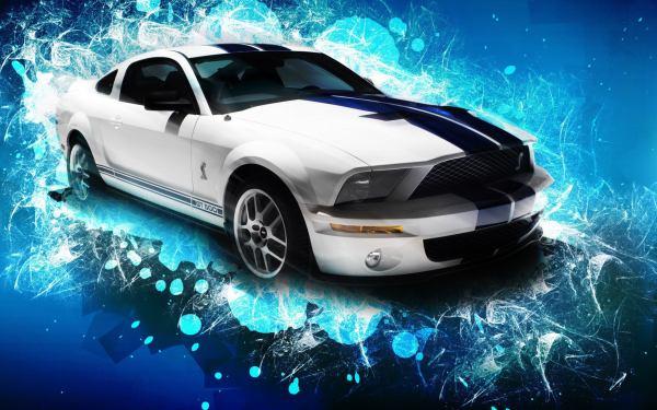 FREE 20+ HD Car Desktop Wallpapers in PSD   Vector EPS