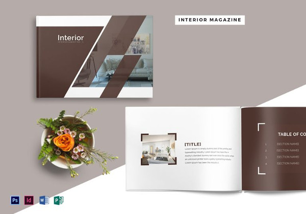 25 Best Magazine Design Templates In PDF