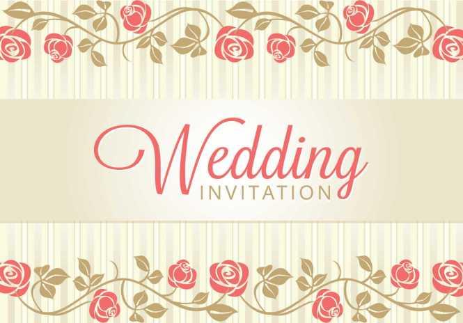Wedding Invitation Card Background: Invitation Cards Background