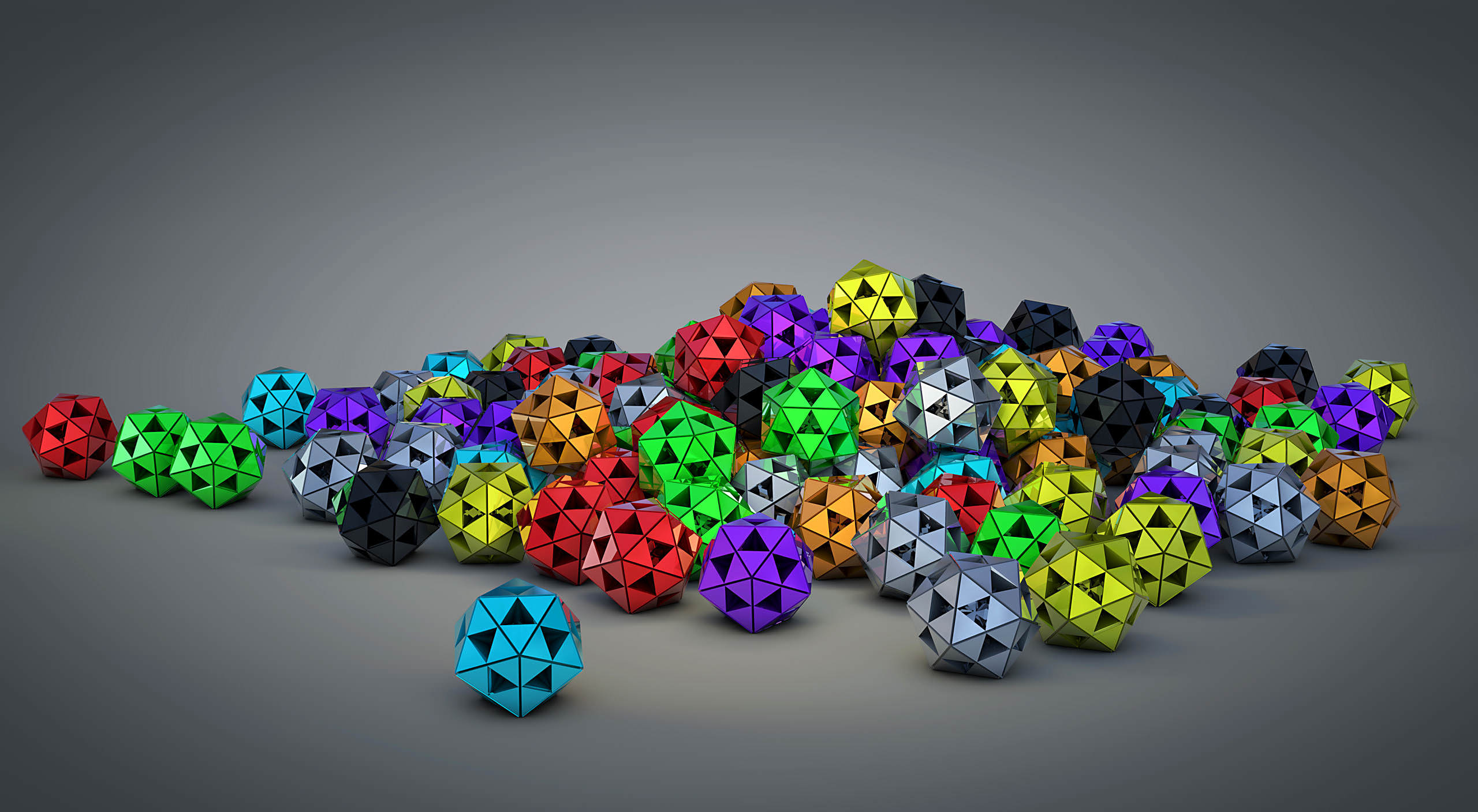 21+ colorful 3d wallpapers, backgrounds, images, pictures