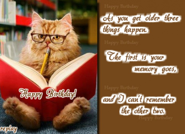 Birthday Ecards Hallmark Funny Free