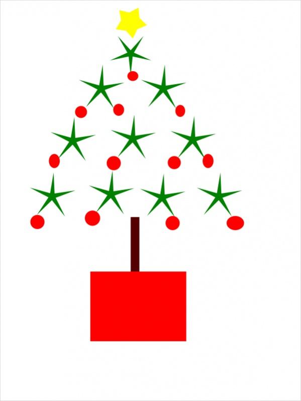 21 Free Christmas Clip Arts Vector EPS JPG AI