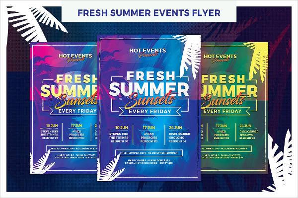 35 Elegant Event Flyer Designs Word PSD Vector EPS AI