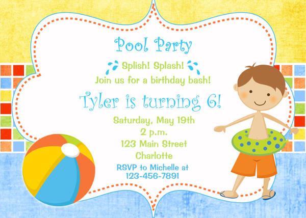Printable Debut Invitations