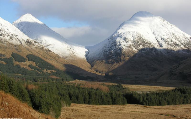 HD Scotl Glen Etive Wallpaper Download Free 76190