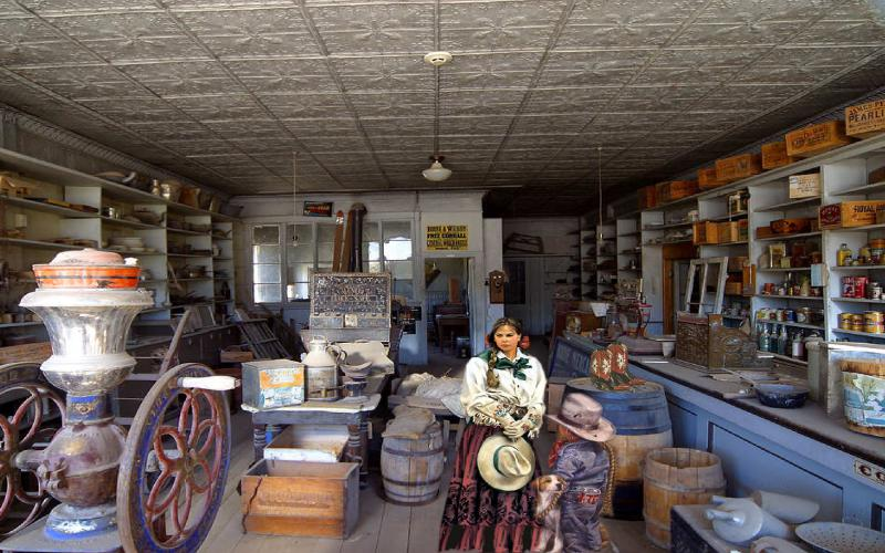 HD Old Country Store Wallpaper Download Free 108028