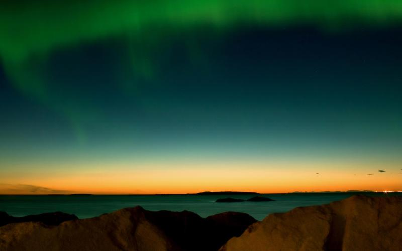 Blue Water Holidays Northern Lights