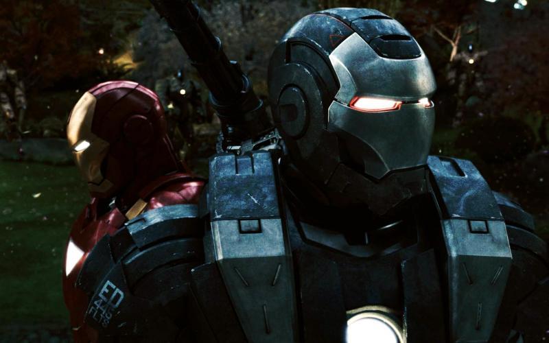 HD War Machine Amp Iron Man Wallpaper Download Free 13269