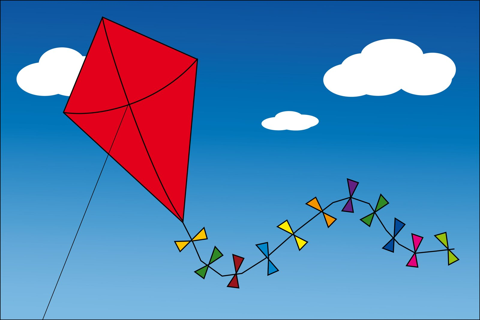 Free Kite Stock Photo