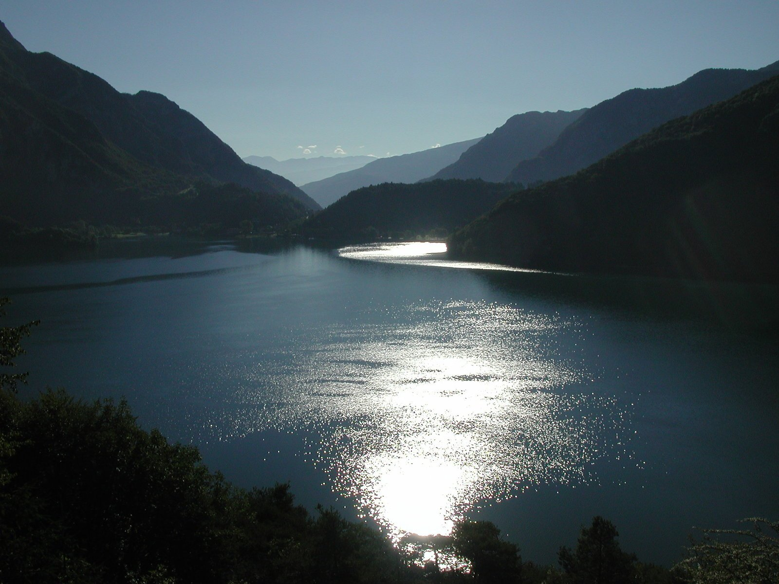 Ledro1 lago