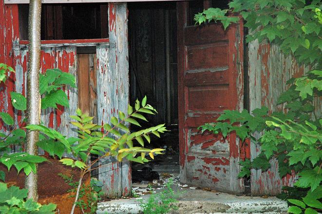 an-open-door