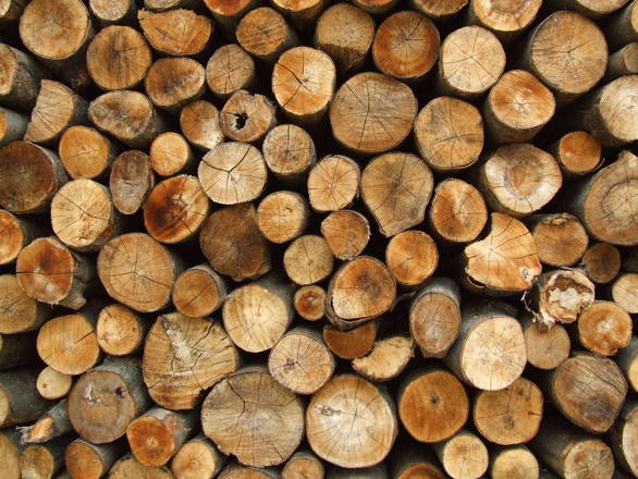 Image result for image of stack of firewood