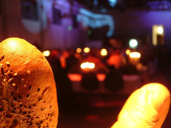 Luz de pan