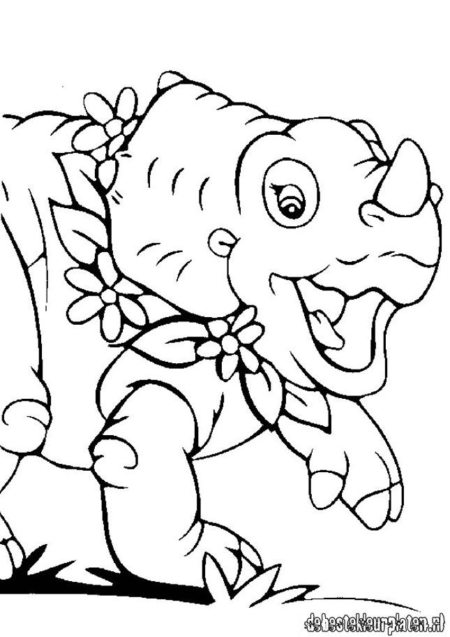 Platvoet101 Printable Coloring Pages