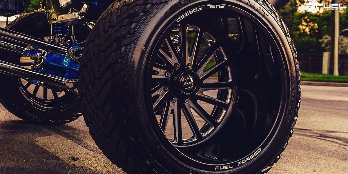 Chevrolet Silverado 2500 HD FF16 Gallery Fuel Off Road