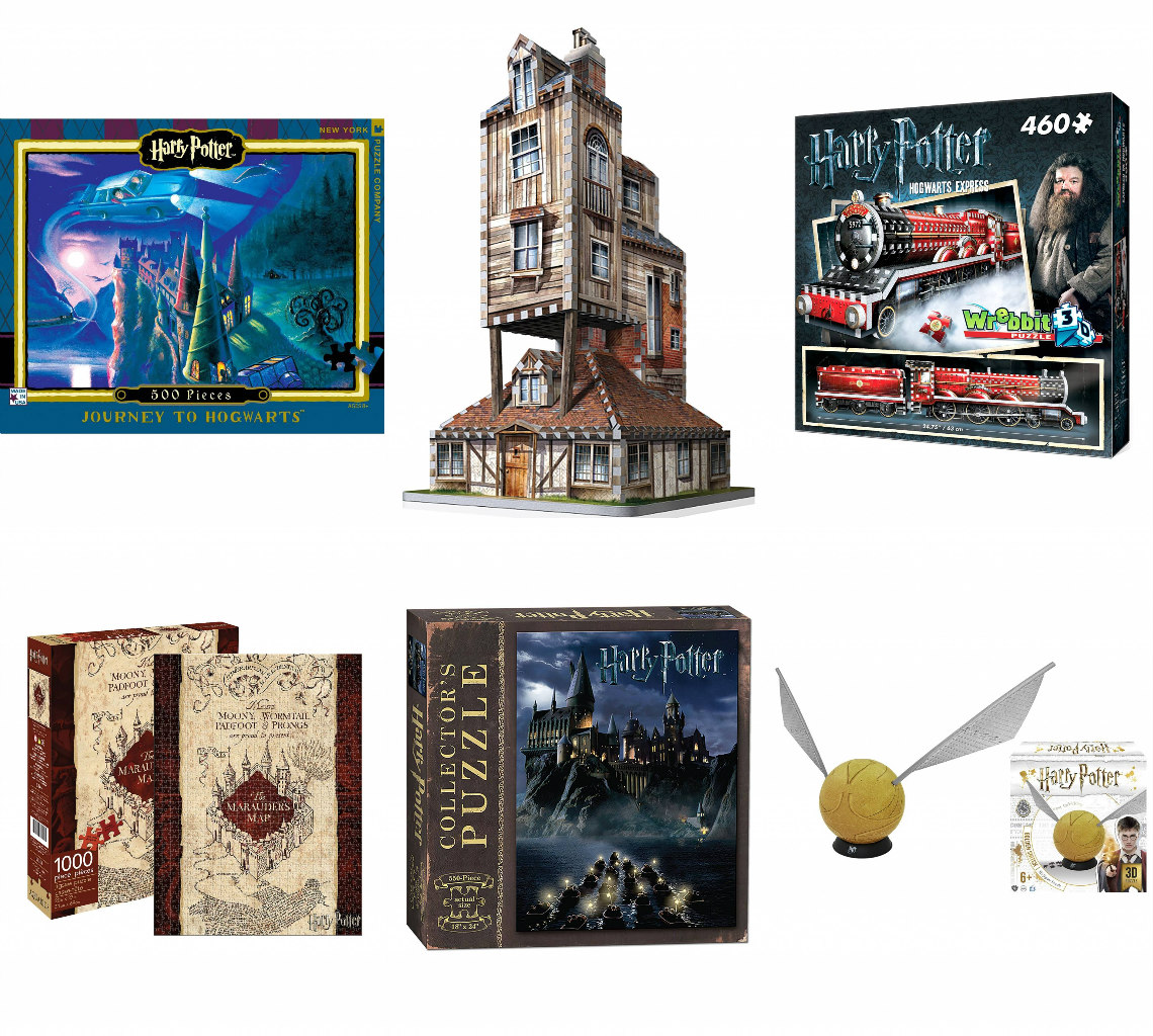 These Harry Potter Toys Are Your Ticket To The Hogwarts Express Fun Blog
