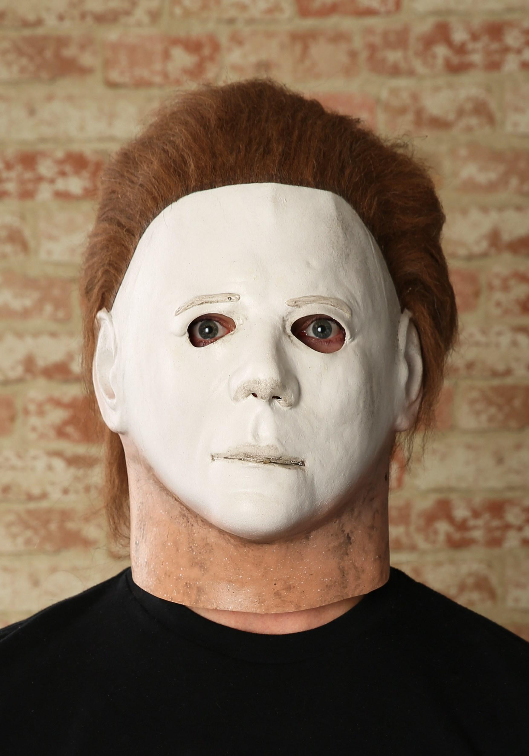 Michael Myers Halloween Ii Mask For Adults