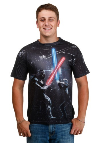 Star Wars All-Over Battle T-Shirt