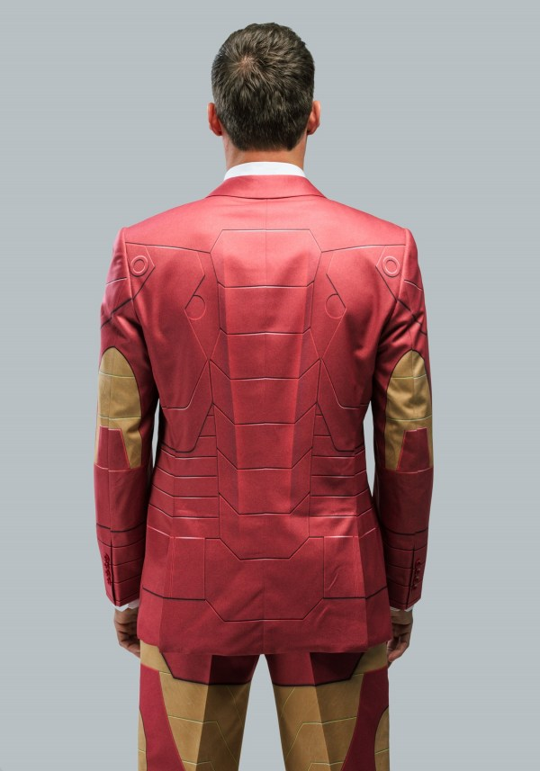 Alter Ego Iron Man Suit for Men