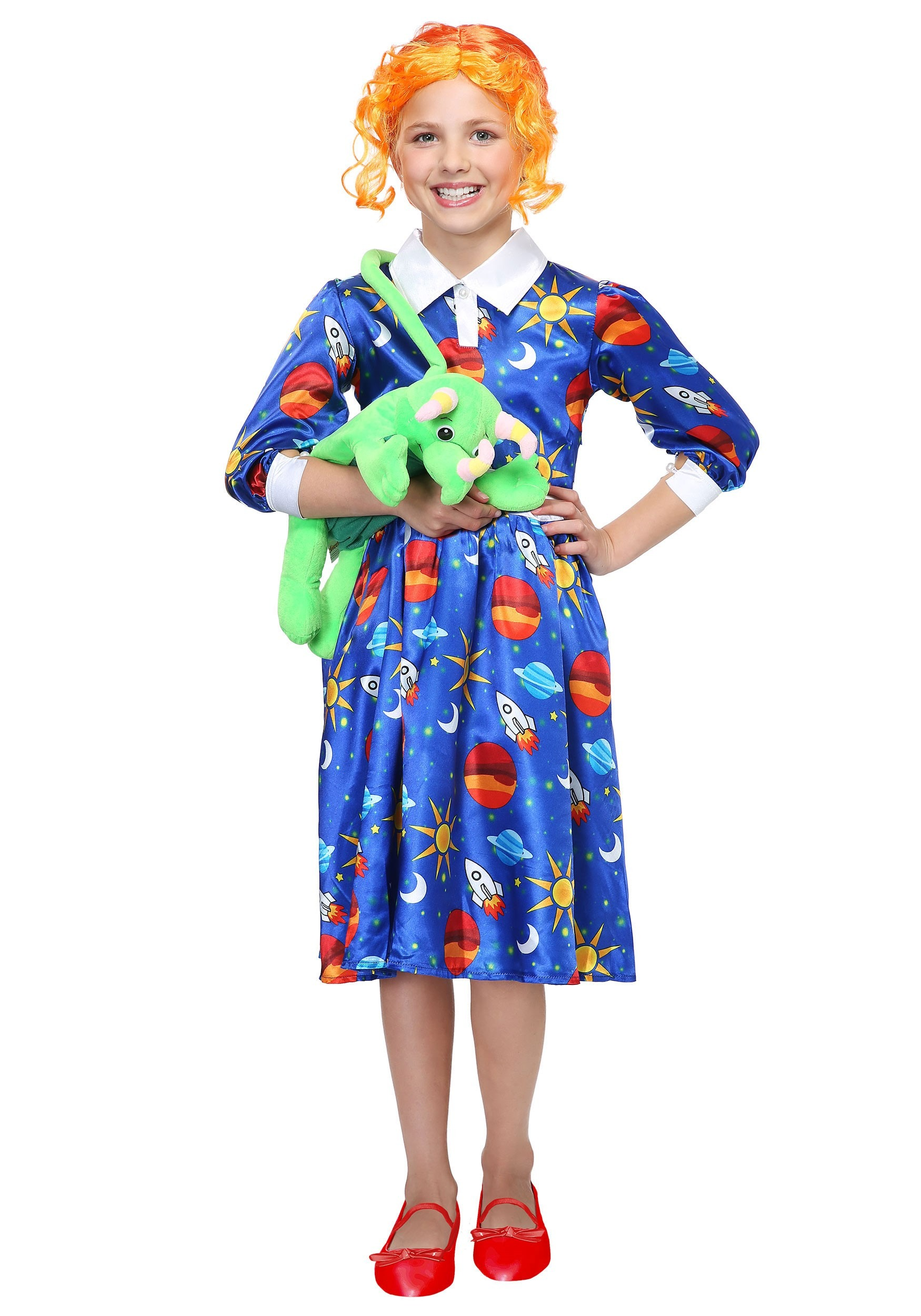 Magic School Bus Ms Frizzle For Girls