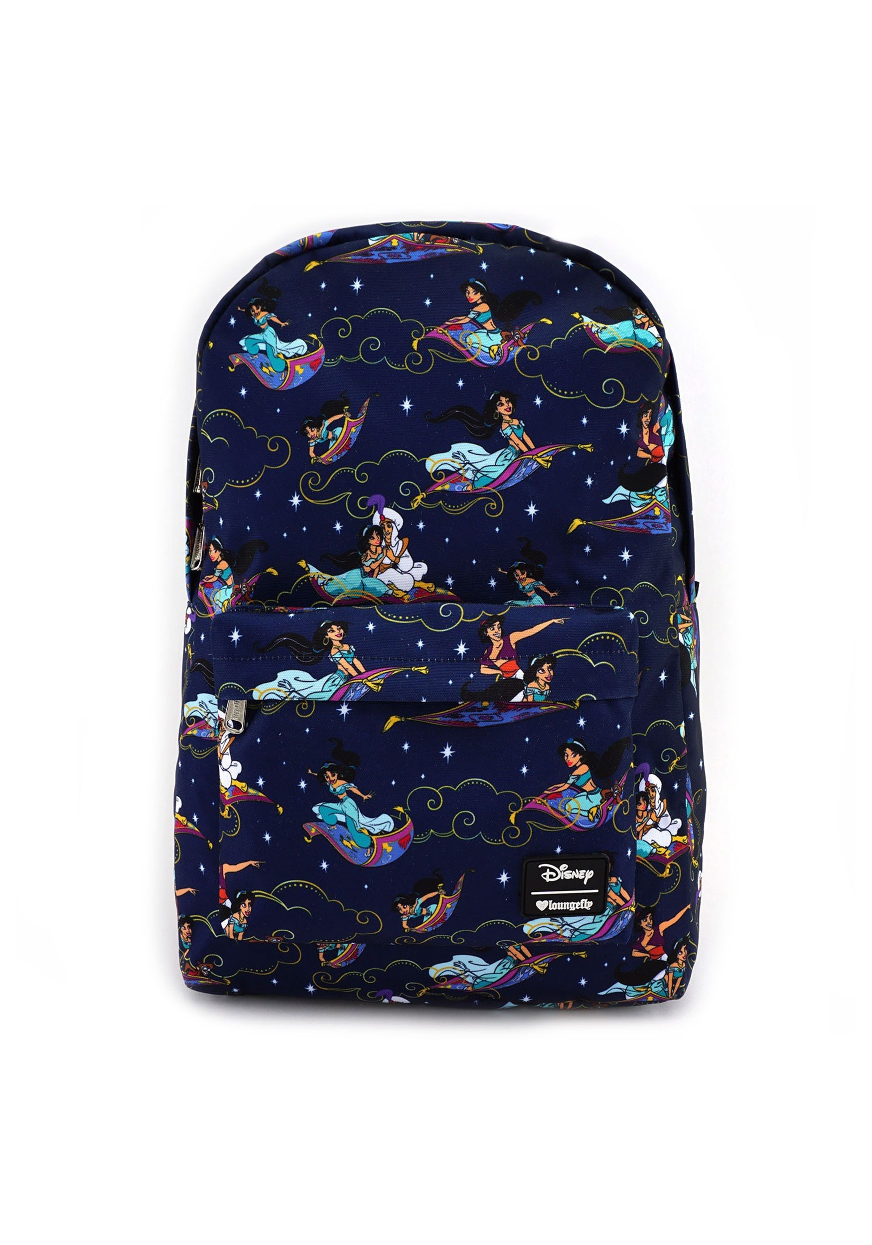 Aladdin Magic Carpet Ride Print Backpack by Loungefly Loungefly Aladdin Magic Carpet Ride Print Backpack