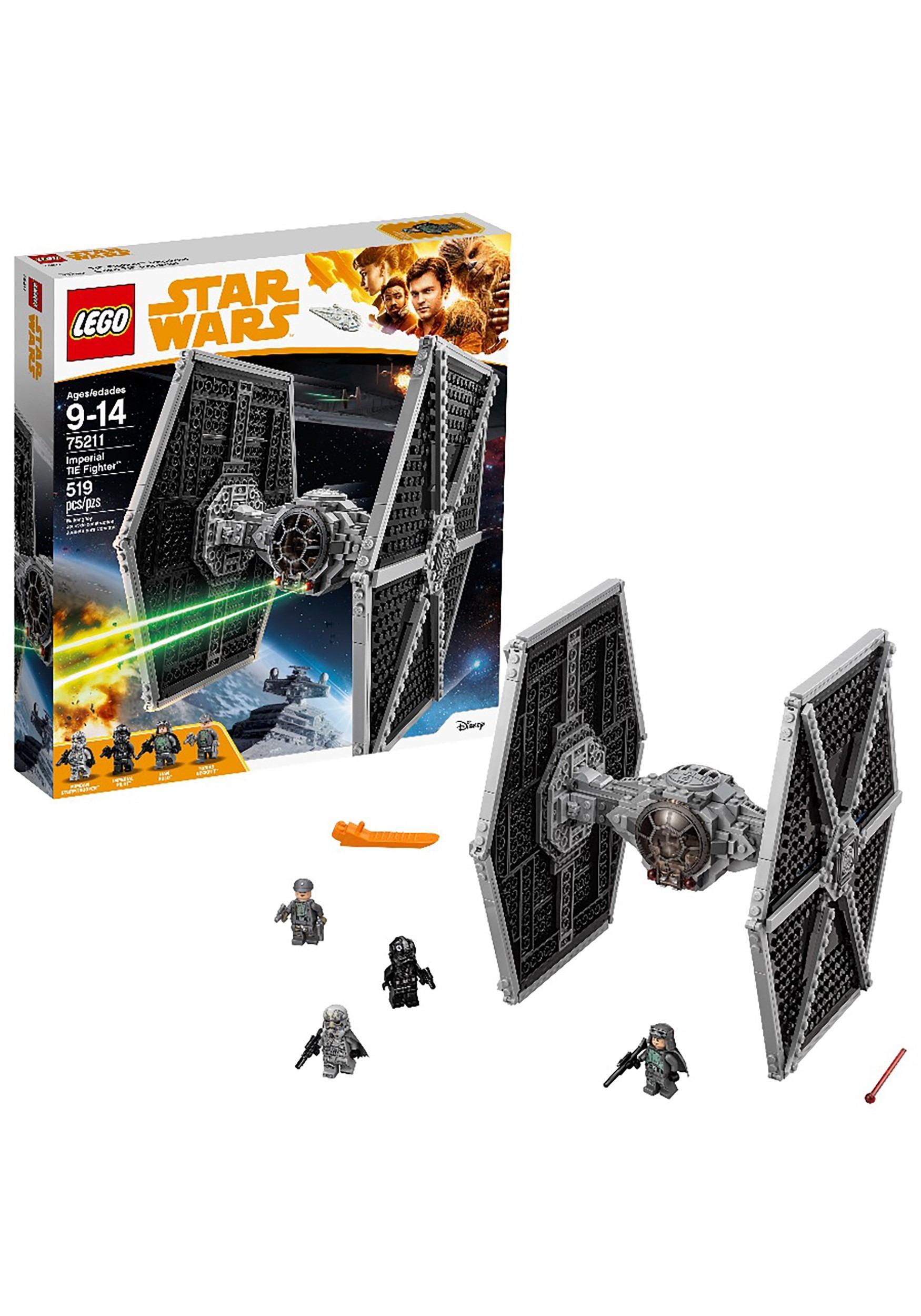 Lego Star Wars Imperial Tie Fighter Set