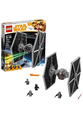 Lego Star Wars Imperial Tie Fighter Set