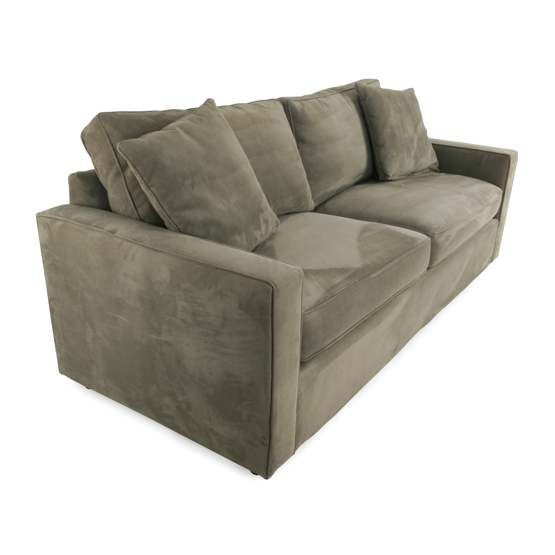 Room And Board Sofa Bed Reviews Custom Los Angeles