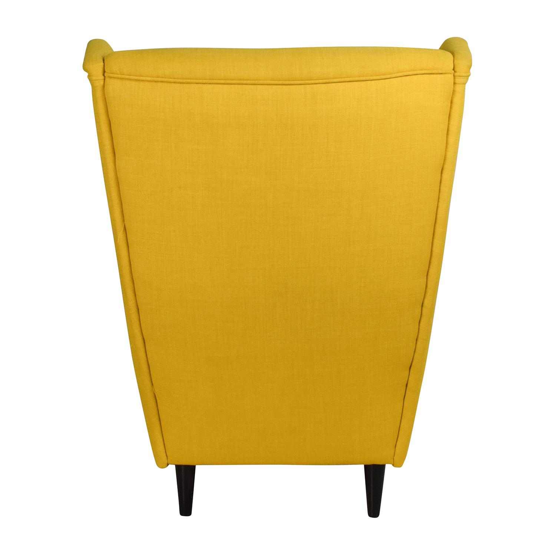 46 OFF IKEA Strandmon Accent Armchair Chairs