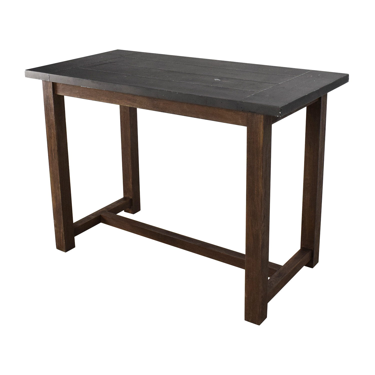 Table Utility Wooden Cart Or