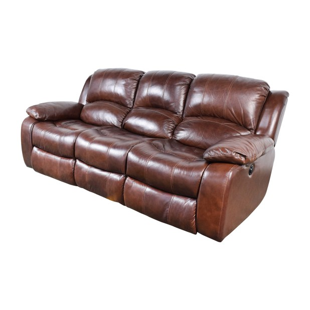 Bryant Ii Leather Power Reclining Sofa Reviews Www