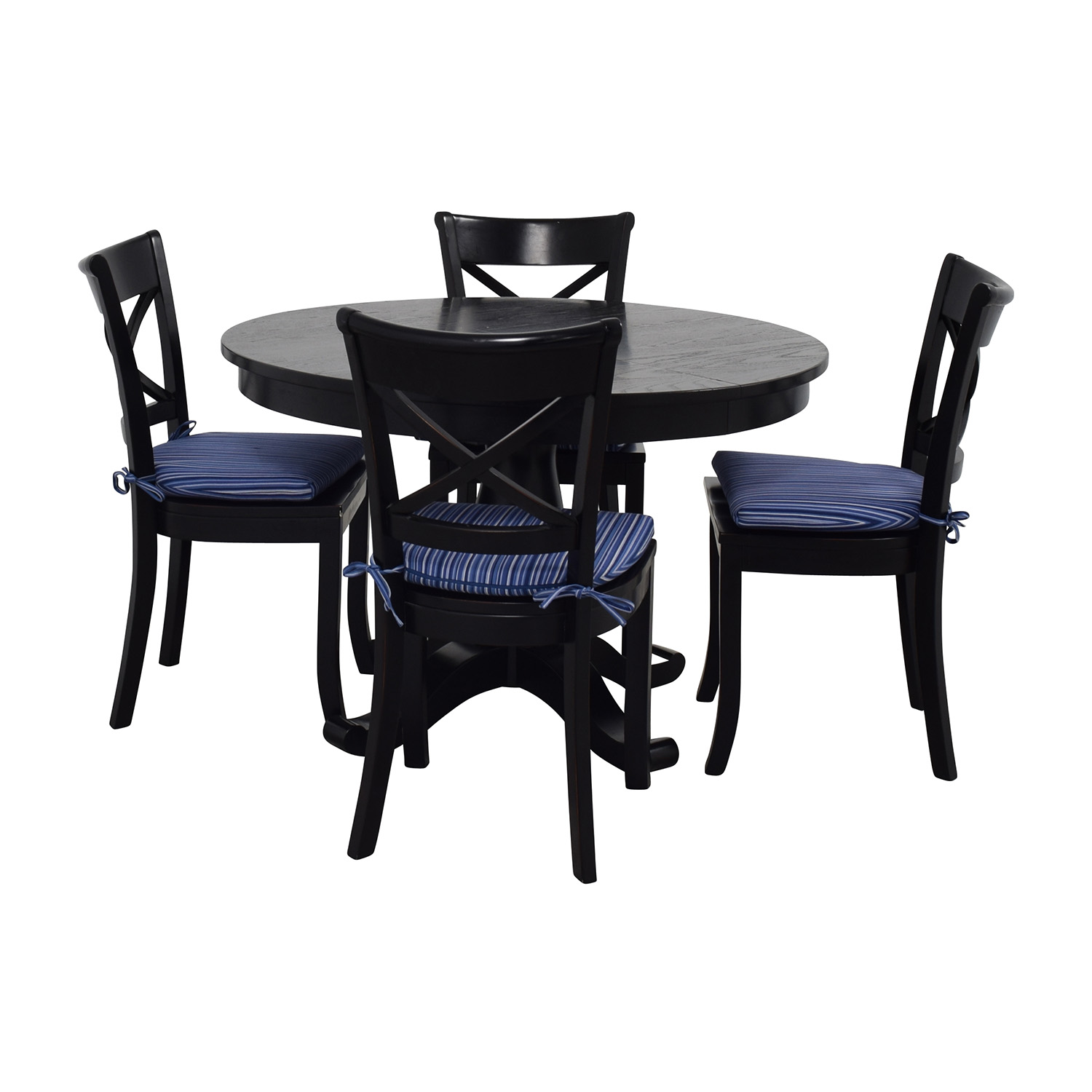 60 OFF Crate Amp Barrel Crate Amp Barrel Table And Chairs