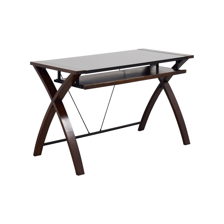 87 OFF Costco Costco Computer Shelf Desk Tables