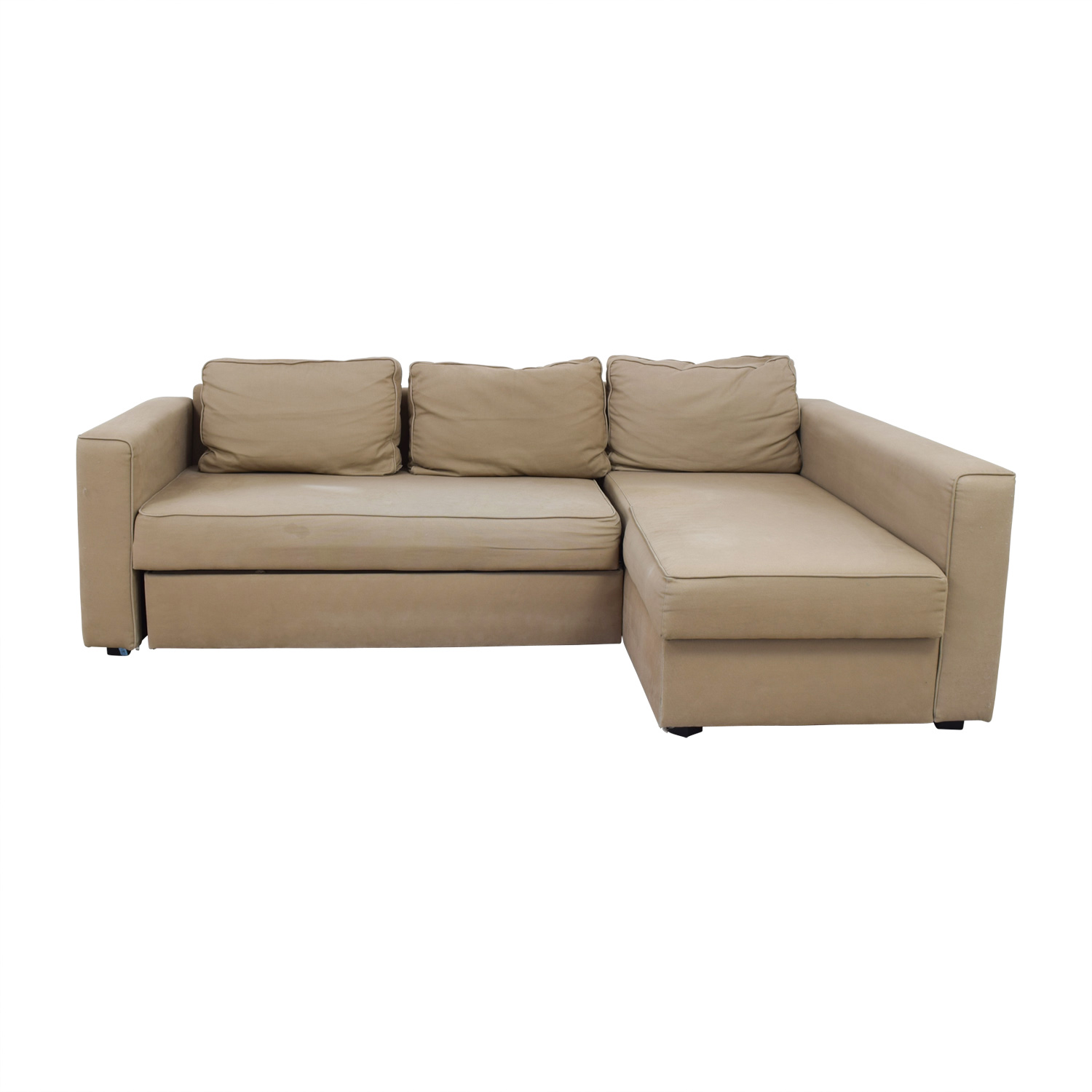 62 ikea ikea manstad sectional sofa bed with on Ikea Sofa Bed With Storage id=54589