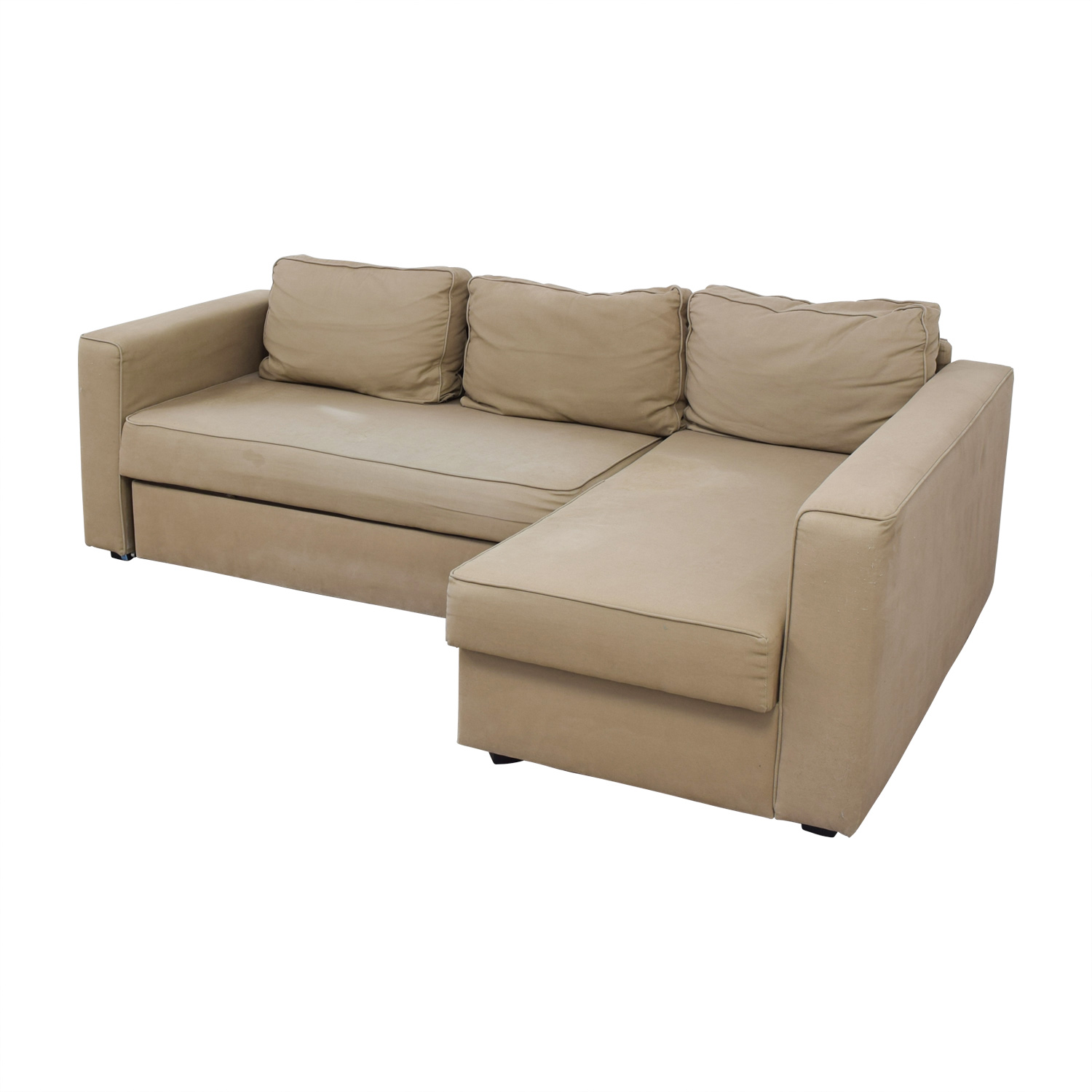 62 ikea ikea manstad sectional sofa bed with on Ikea Sofa Bed With Storage id=21465