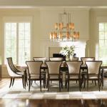 Lexington Tower Place 12 Piece Formal Dining Room Group Jacksonville Furniture Mart Formal Dining Room Groups