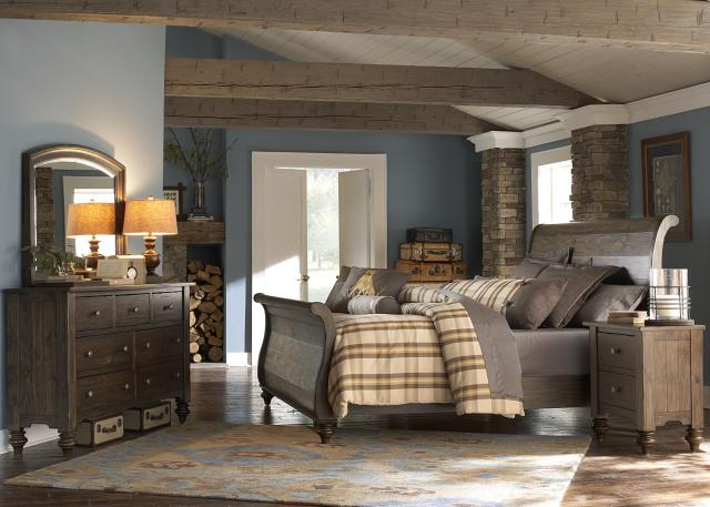 Liberty Furniture Southern Pines King Bedroom Group Hudson s