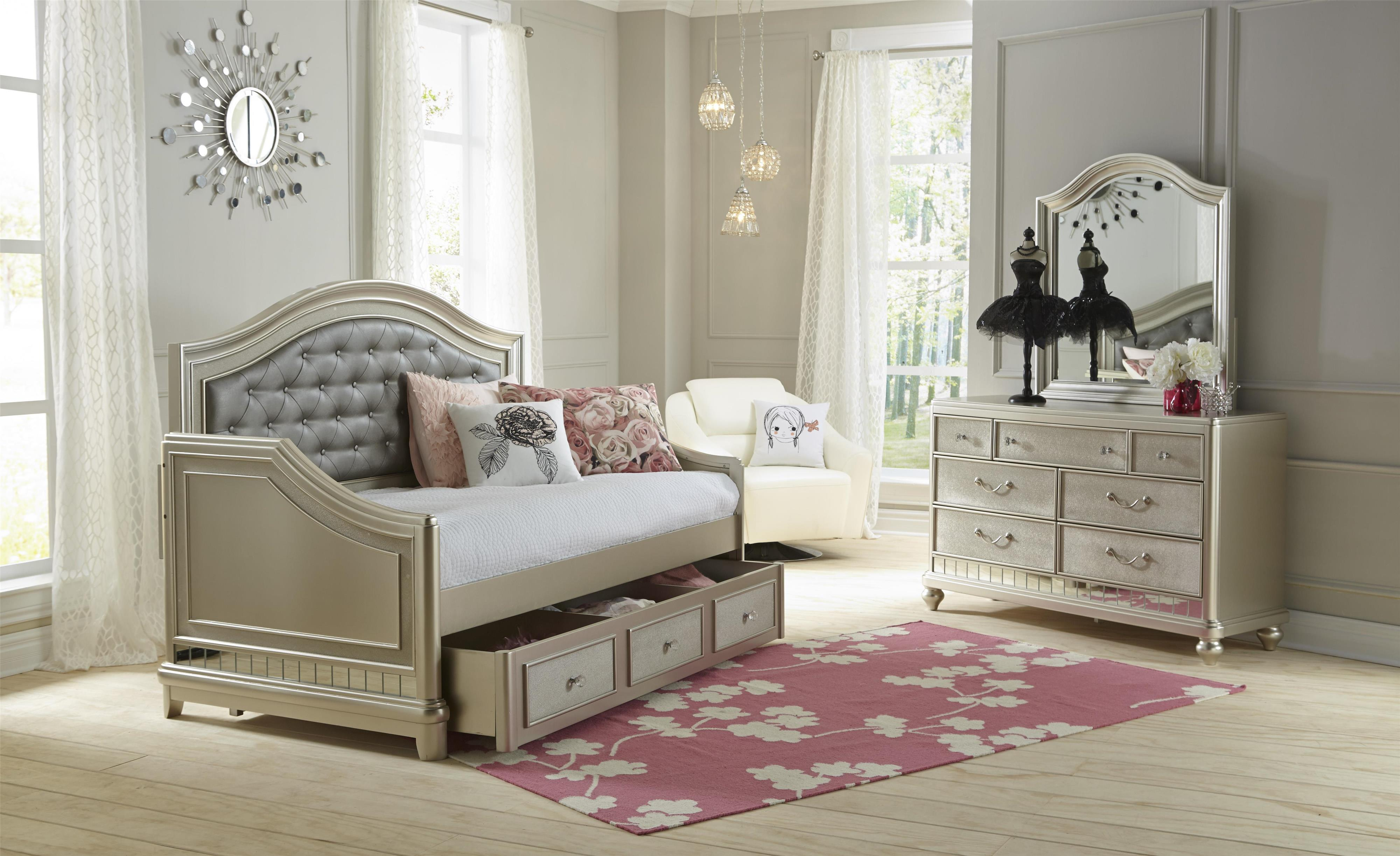 lil diva twin bedroom group