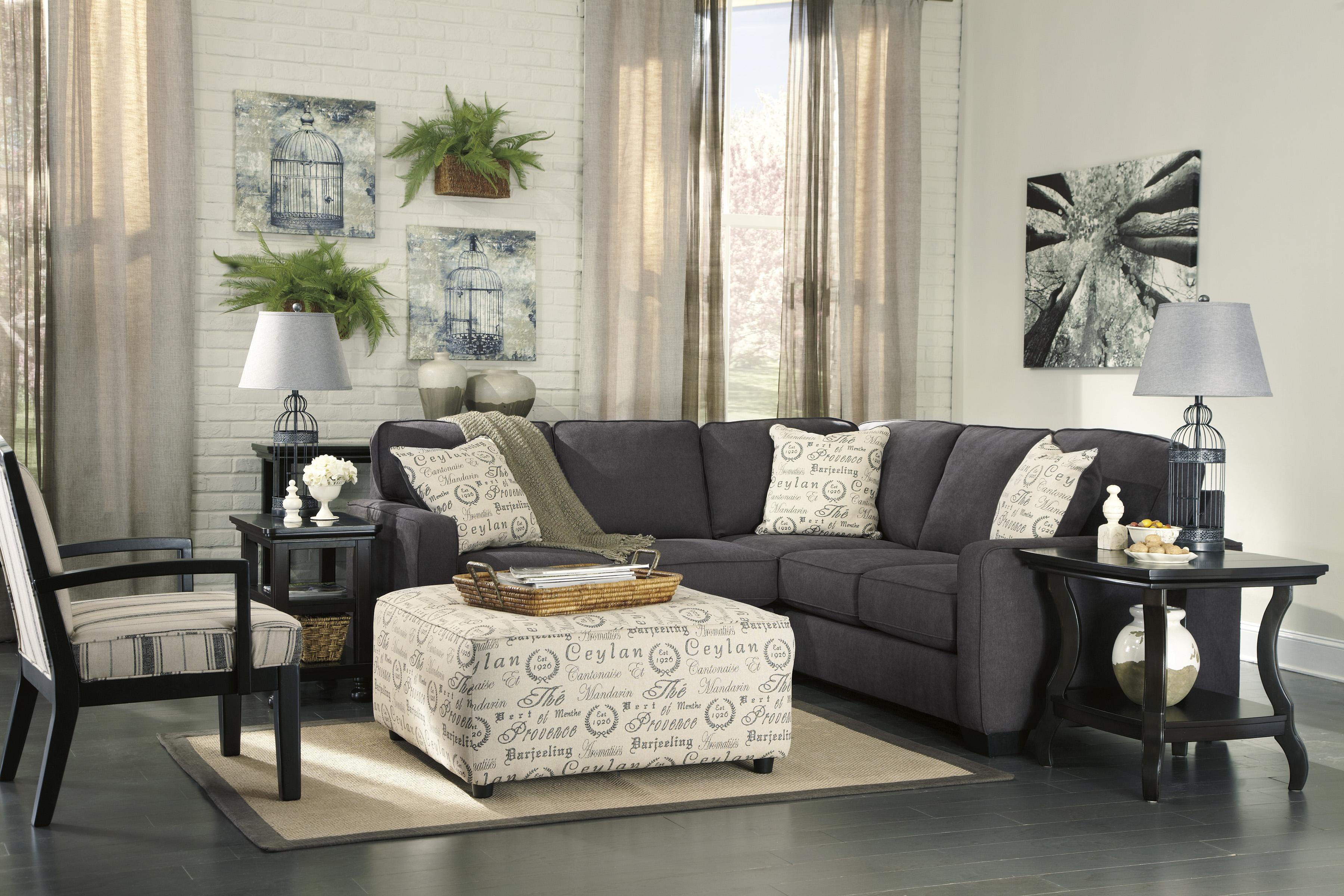 Alenya Charcoal 16601 By Signature Design By Ashley
