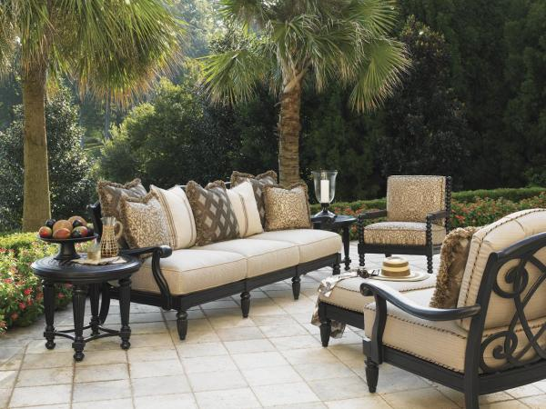 outdoor patio furniture Kingstown Sedona (3190) by Tommy Bahama Outdoor Living - Baer's Furniture - Tommy Bahama Outdoor