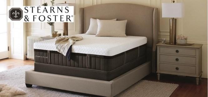 Stearns Foster Washington Dc Northern Virginia Maryland And Fairfax Va Belfort Furniture