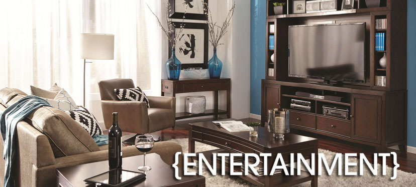 Entertainment Furniture At Conlins Furniture