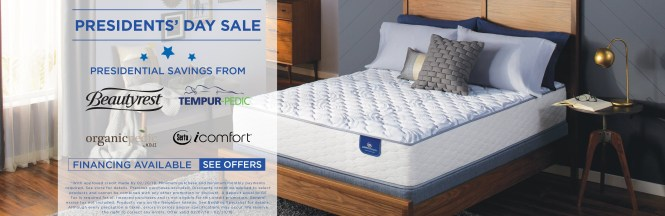 Offers From Beautyrest Tempurpedic Organicpedic And Icomfort Financing Available See Find Your Mattress