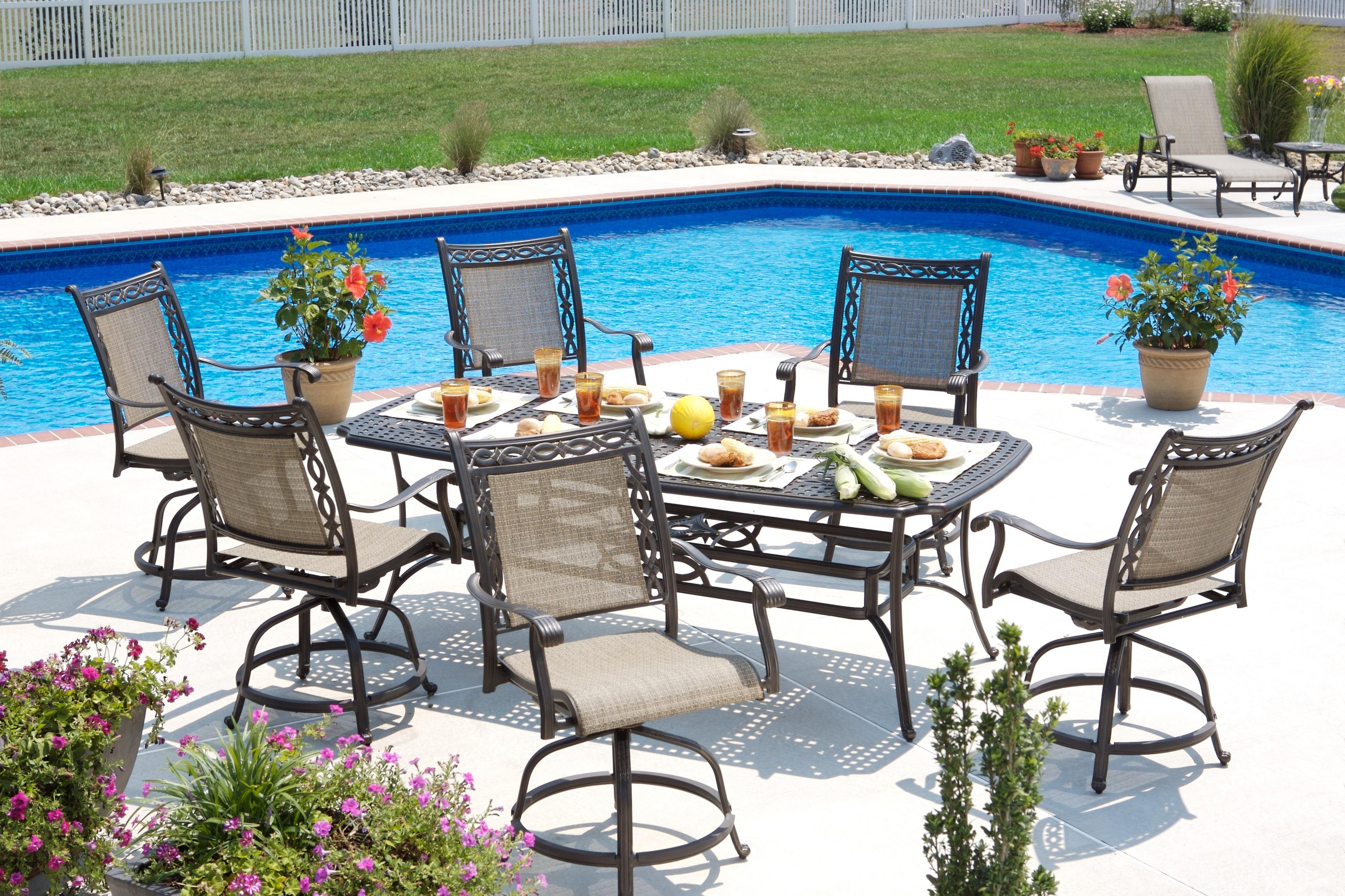Agio Patio Furniture Almunium